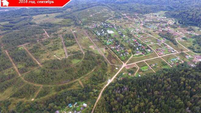 Коттеджный поселок Яхрома Ривер